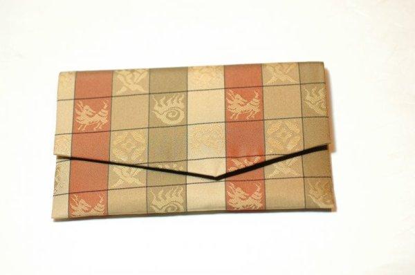 画像1: 名物裂 念珠袋 (1)
